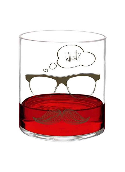 Rakle Eyeglass Tasarım Bardak Renkli